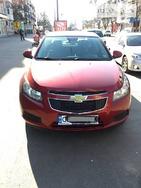 Chevrolet Cruze 09.04.2019