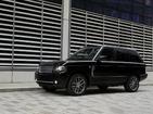 Land Rover Range Rover 05.06.2019