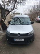 Volkswagen Caddy 07.05.2019