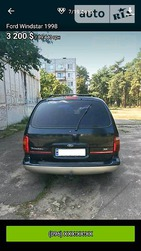 Ford Windstar 19.03.2019