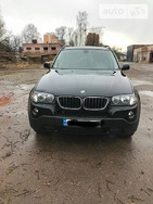 BMW X3 29.06.2019