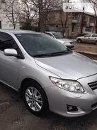 Toyota Corolla 07.04.2019
