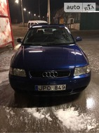 Audi A3 Limousine 21.04.2019