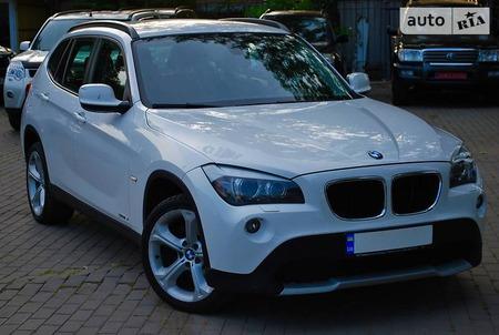BMW X1 2011  выпуска Одесса с двигателем 2 л бензин внедорожник автомат за 17800 долл.