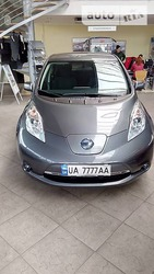 Nissan Leaf 21.03.2019
