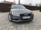 Audi A3 Limousine 26.03.2019