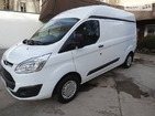 Ford Transit Custom 08.04.2019
