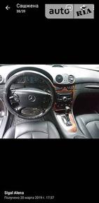 Mercedes-Benz CLK 270 13.06.2019