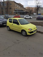 Fiat Seicento 18.04.2019