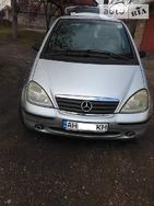 Mercedes-Benz A 140 23.04.2019