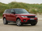 Land Rover Range Rover Sport 04.03.2019