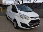 Ford Transit Custom 10.04.2019
