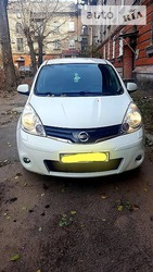 Nissan Note 11.04.2019