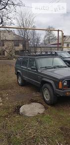 Jeep Cherokee 24.04.2019