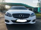 Mercedes-Benz E 220 24.08.2019