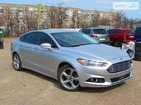 Ford Fusion 21.04.2019