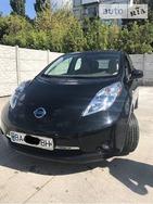 Nissan Leaf 04.04.2019