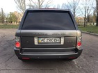 Land Rover Range Rover Supercharged 27.04.2019
