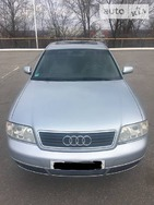 Audi A6 Limousine 02.05.2019