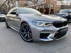 BMW M5 2019 Киев 4.4 л  седан автомат к.п.