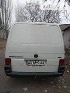 Volkswagen Transporter 10.07.2019