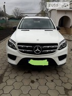 Mercedes-Benz GLS 350 07.05.2019
