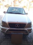 Mercedes-Benz ML 320 14.04.2019