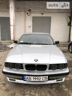 BMW 525 28.04.2019