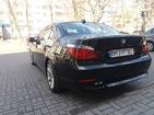 BMW 525 04.08.2019