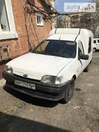 Ford Courier 23.07.2019