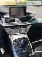 Audi A7 Sportback 06.09.2019