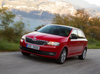 Skoda Rapid Spaceback 15.05.2019