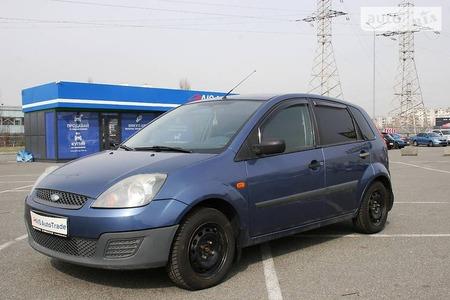Ford Fiesta 2005  выпуска Киев с двигателем 1.4 л бензин хэтчбек автомат за 120000 грн.