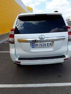 Toyota Land Cruiser Prado 03.05.2019