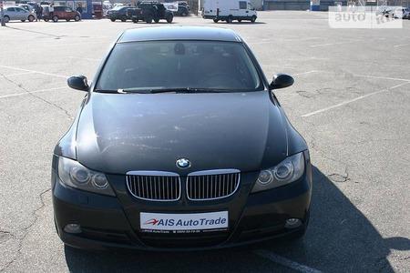 BMW 325 2006  выпуска Киев с двигателем 2.5 л бензин седан автомат за 231000 грн.
