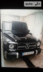 Mercedes-Benz G 320 07.05.2019