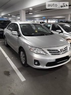 Toyota Corolla 02.04.2019
