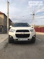 Chevrolet Captiva 07.08.2019