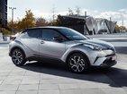 Toyota C-HR 17.10.2019