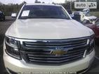 Chevrolet Tahoe 16.04.2019