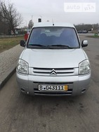 Citroen Berlingo 21.04.2019