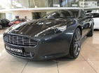 Aston Martin Rapide 13.08.2019
