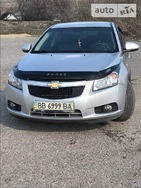 Chevrolet Cruze 01.05.2019