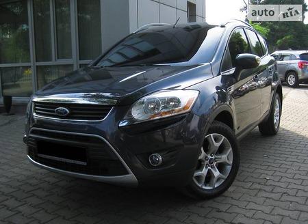 Ford Kuga 2010  выпуска Одесса с двигателем 2.5 л бензин внедорожник автомат за 13000 долл.