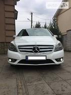 Mercedes-Benz B 180 03.05.2019