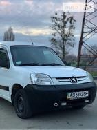 Peugeot Partner 29.04.2019