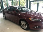 Ford Fusion 20.06.2019
