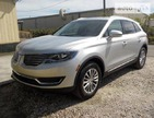 Lincoln MKX 03.07.2019