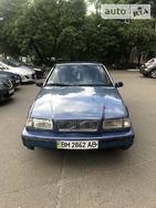 Volvo 440 1995 Киев 2 л  хэтчбек механика к.п.