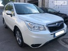 Subaru Forester 18.08.2019